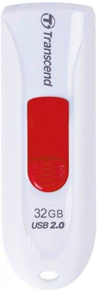 Накопитель USB 2.0 TRANSCEND JetFlash 590 32GB White (TS32GJF590W) фото 6