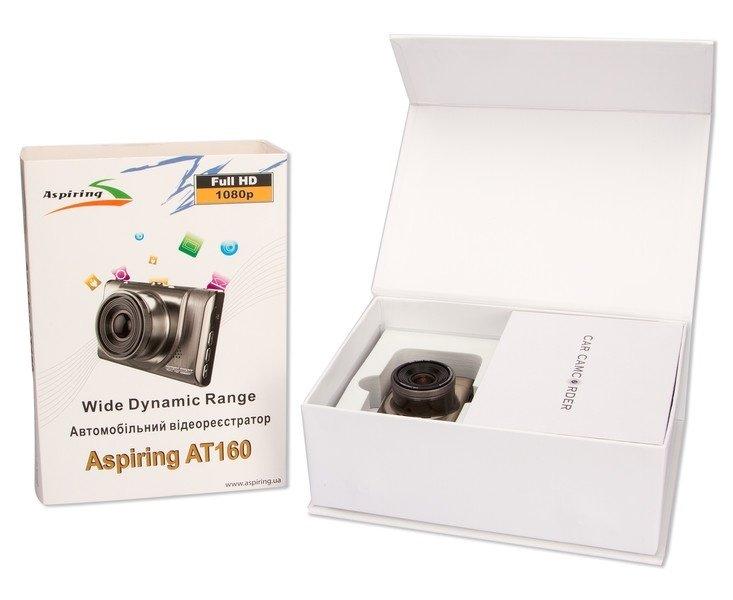Видеорегистратор Aspiring AT160 фото 8