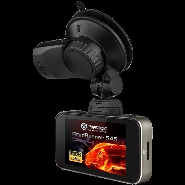 Видеорегистратор Prestigio PCDVRR545 GPS фото 3
