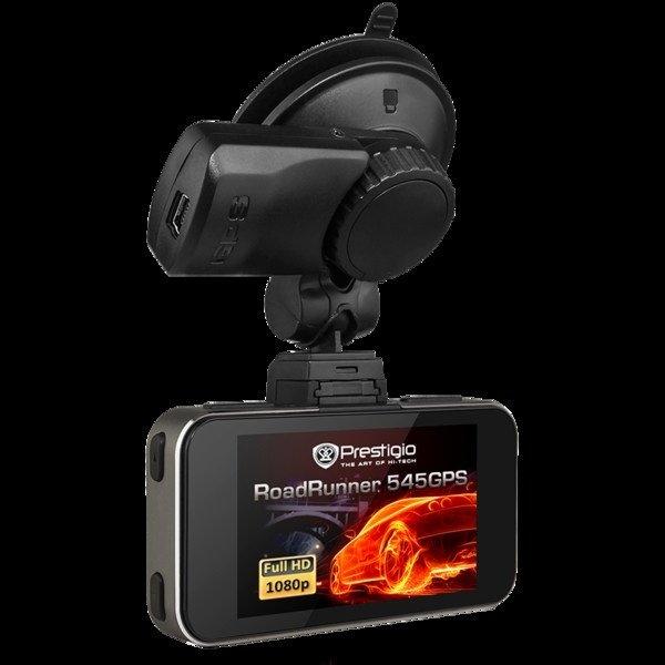 Видеорегистратор Prestigio PCDVRR545 GPS фото 5