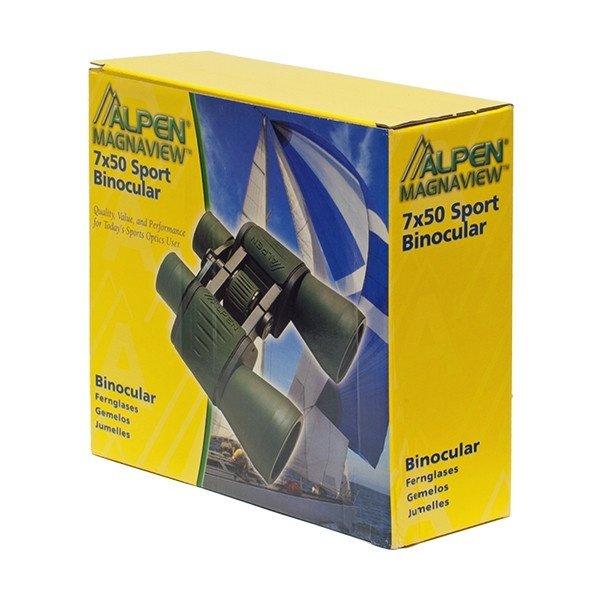 Бинокль Alpen MagnaView 7x50 (908598) фото