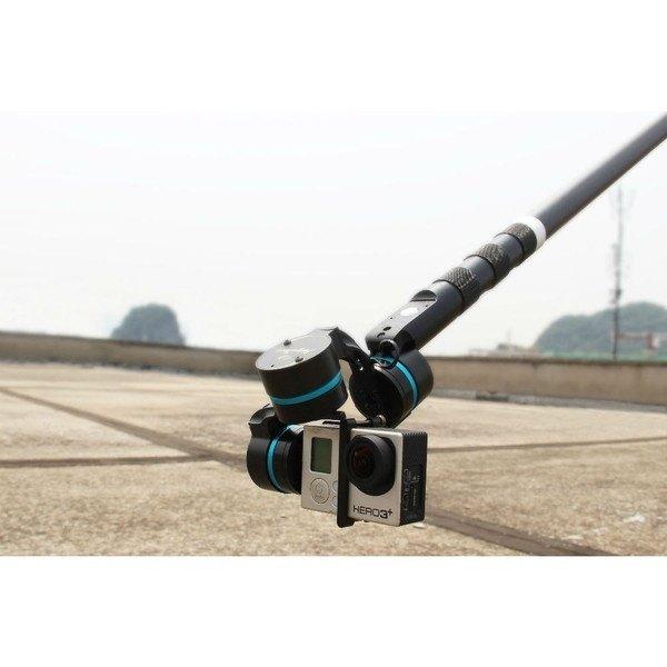 Трёхосевой ручной стабилизационный подвес FY-G4 фото