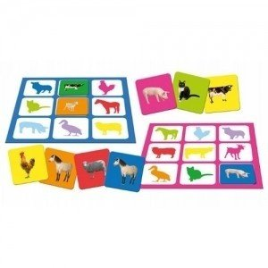 Настольная игра Tactic Лото Домашние животные (41449) фото 2