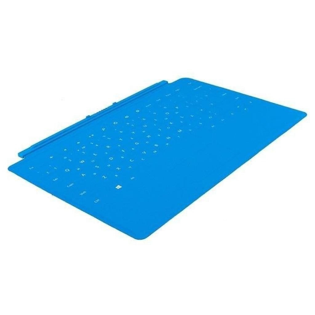 Клавіатура Microsoft Touch Cover для планшета Surface, (Blue) фото3