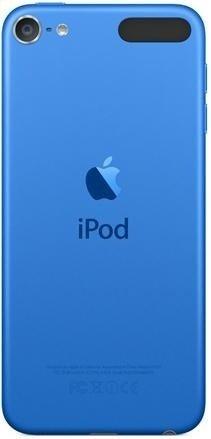Плеєр Apple iPod Touch 64GB Blue фото