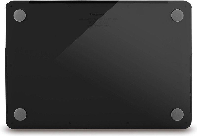 "Накладка Ozaki O!macworm TightSuit MacBook Pro 13"" Retina Black фото"