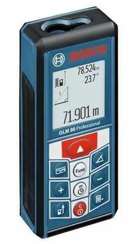Дальномер Bosch GLM 80+BS150 фото
