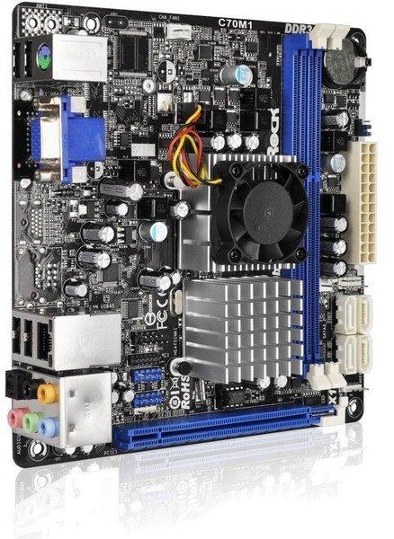 ASRock C70M1 Realtek LAN Drivers