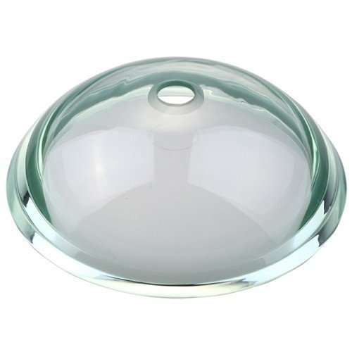 Умывальник стеклянный Kraus (GV-150-19мм CH) фото 4