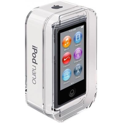 MP3-плеєр APPLE iPod nano 16GB Space Gray (new) - 2015 фото2