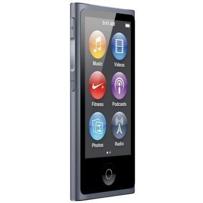 MP3-плеєр APPLE iPod nano 16GB Space Gray (new) - 2015 фото3