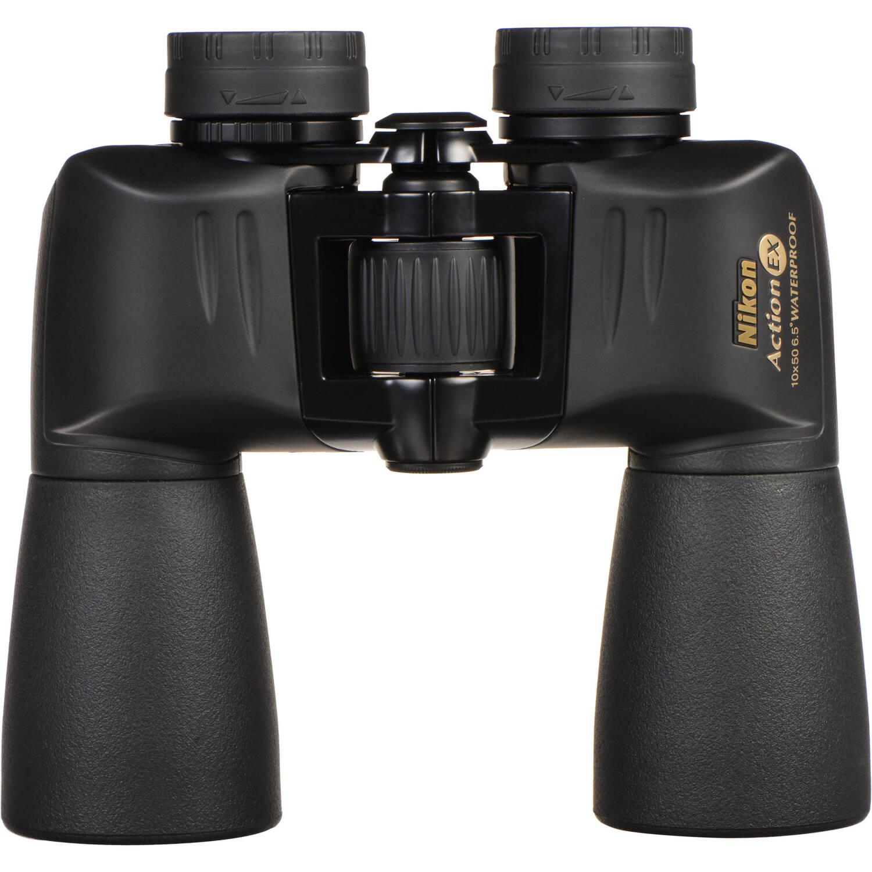 Бинокль Nikon Action EX 10x50 (BAA663AA) фото