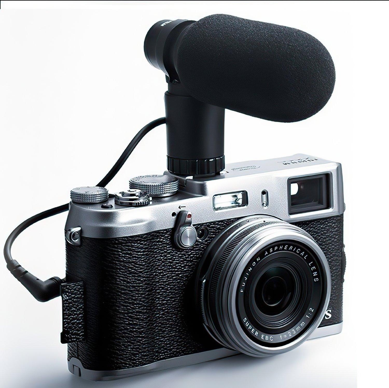 Стереомікрофон FUJIFILM MIC-ST1 (16322462)фото3