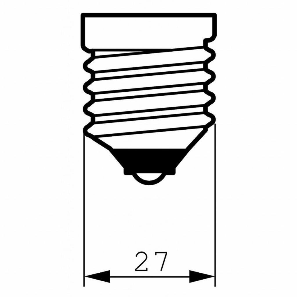 Лампа энергосберегающая Philips E27 12W 220-240V WW 1CT/12 TornadoT2 8y (929689868506) фото