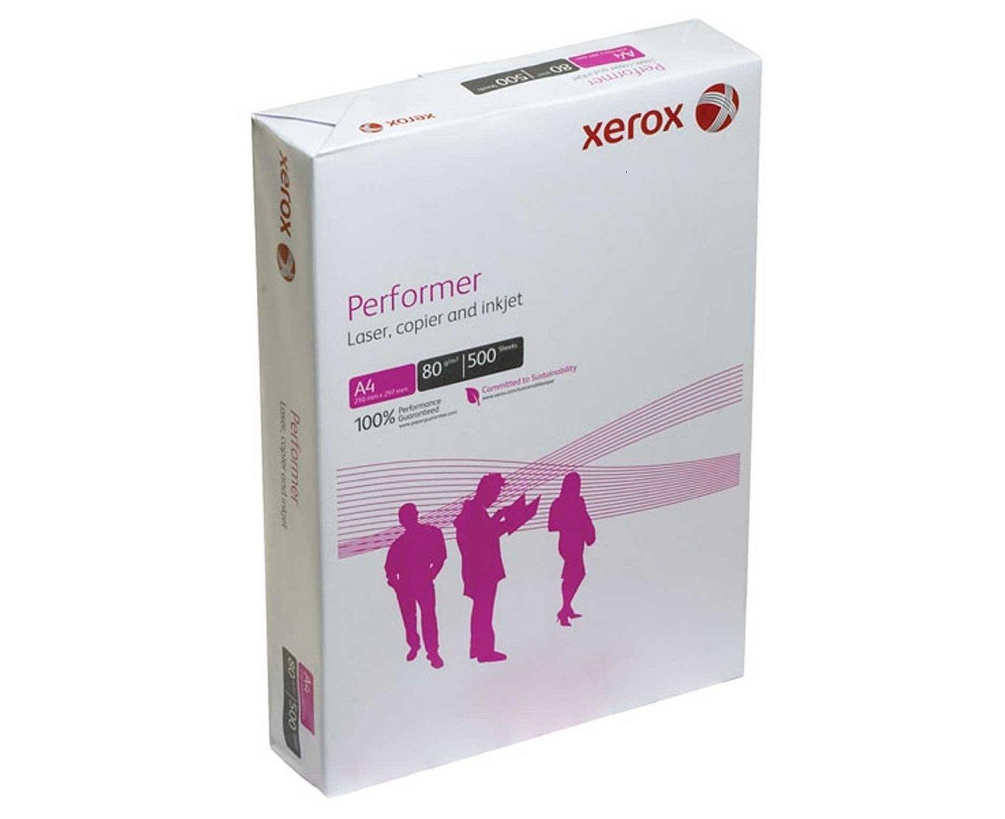 Бумага Xerox офисная A4 Performer 80г/м2 500л, Class C (003R90649) фото