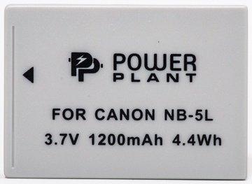 Акумулятор PowerPlant Foto CANON NB-5L (DV00DV1160)фото