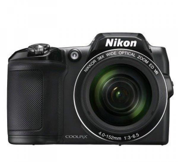 ≡ Фотоапарат NIKON Coolpix L850 Black (L850 Black) – купити в Києві ... 93f85154b0749