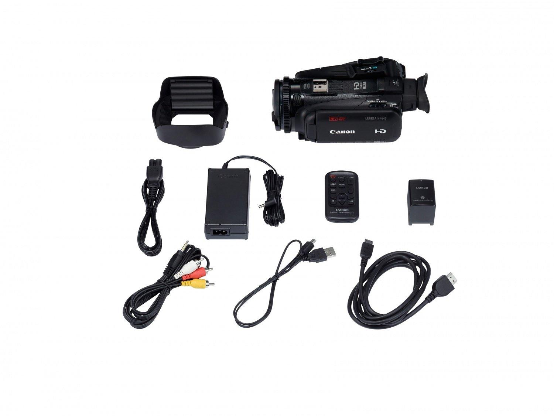 Видеокамера CANON Legria HF G40 (1005C011) фото