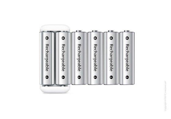 Зарядное устройство Apple (2*AA NiMH) фото 4