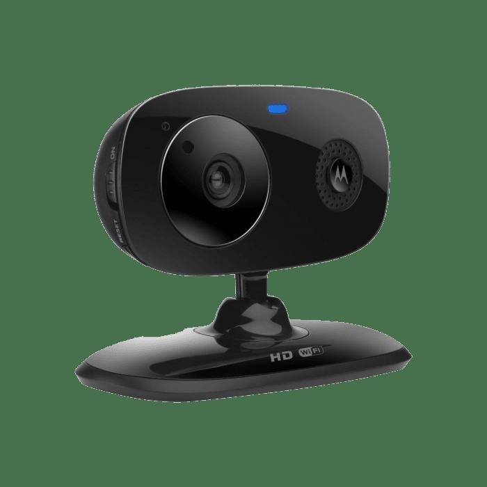 Видеоняня MOTOROLA Focus 66 Black Wi-FI HD Camera фото 3