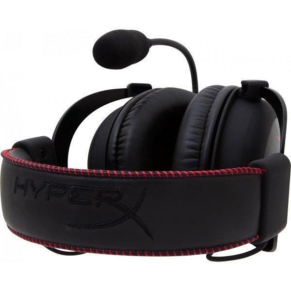 Игровая гарнитура HyperX Cloud Core Gaming Headset Black (KHX-HSCC-BK) фото 2
