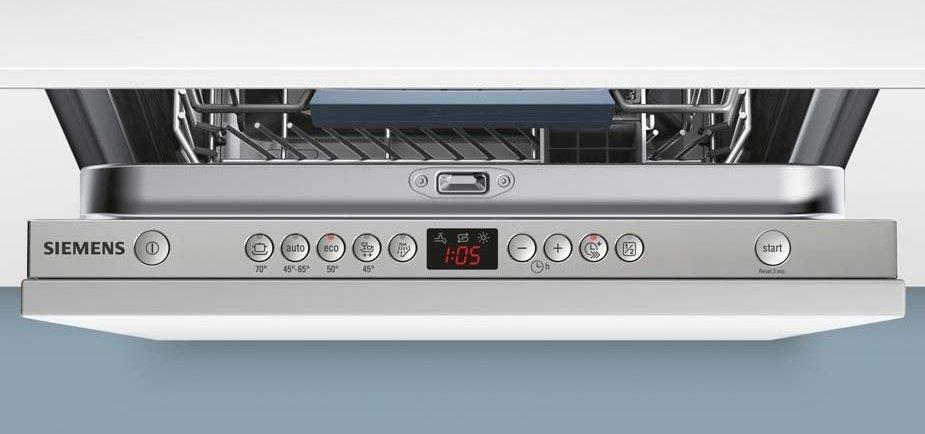 Встраиваемая посудомоечная машина Siemens SR 65N031 EU фото