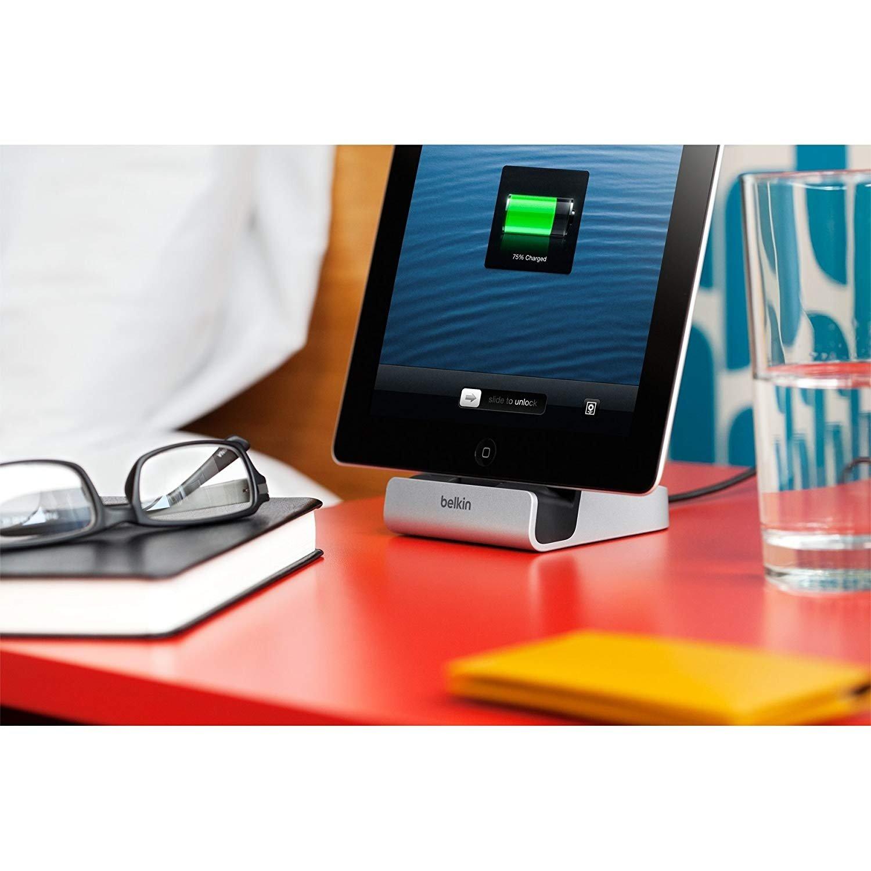 Док-станция Belkin Charge+Sync Dock iPad, iPhone и iPod (F8J088bt) фото 6