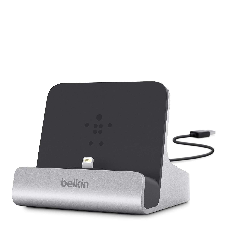 Док-станция Belkin Charge+Sync Dock iPad, iPhone и iPod (F8J088bt) фото 4