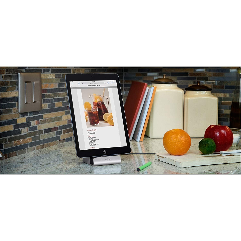 Док-станция Belkin Charge+Sync Dock iPad, iPhone и iPod (F8J088bt) фото 8