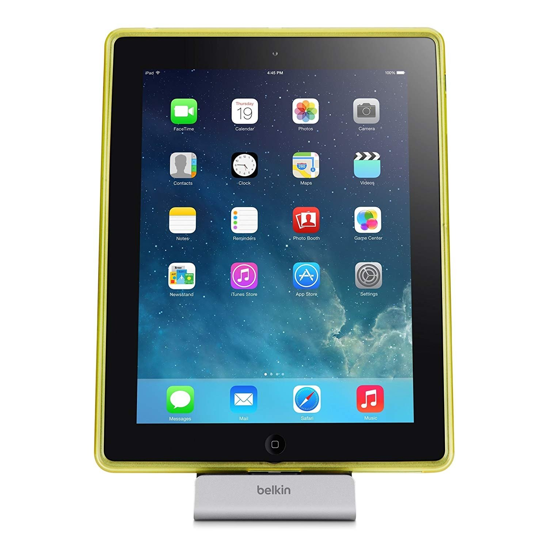 Док-станция Belkin Charge+Sync Dock iPad, iPhone и iPod (F8J088bt) фото 10