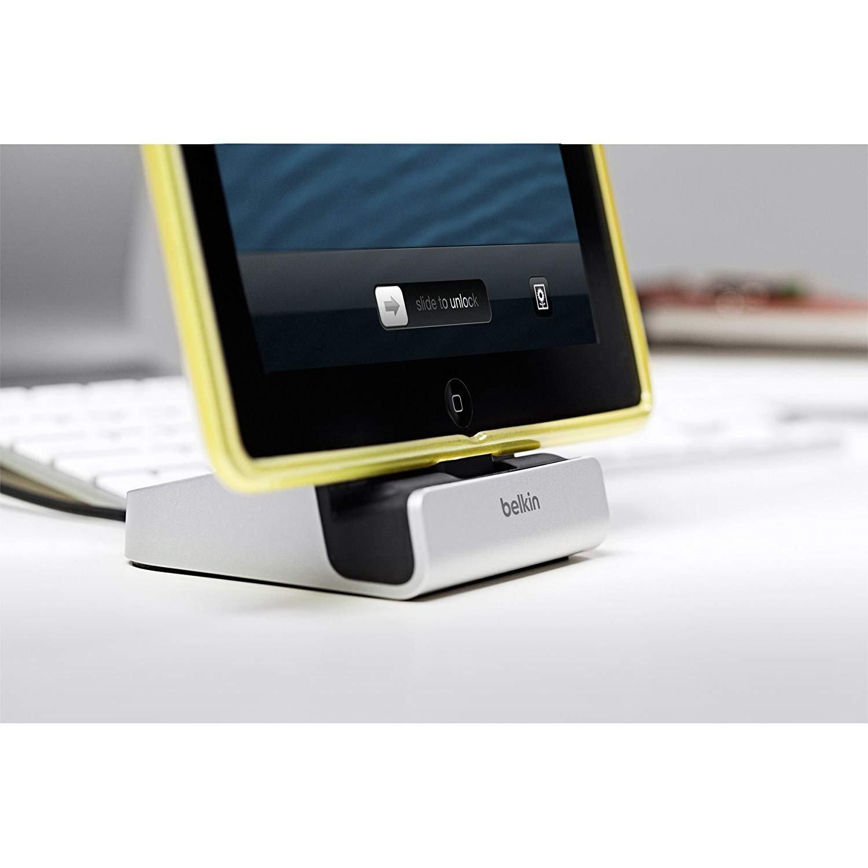 Док-станция Belkin Charge+Sync Dock iPad, iPhone и iPod (F8J088bt) фото 12