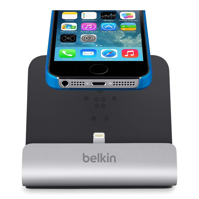 Док-станция Belkin Charge+Sync Dock iPad, iPhone и iPod (F8J088bt) фото 13