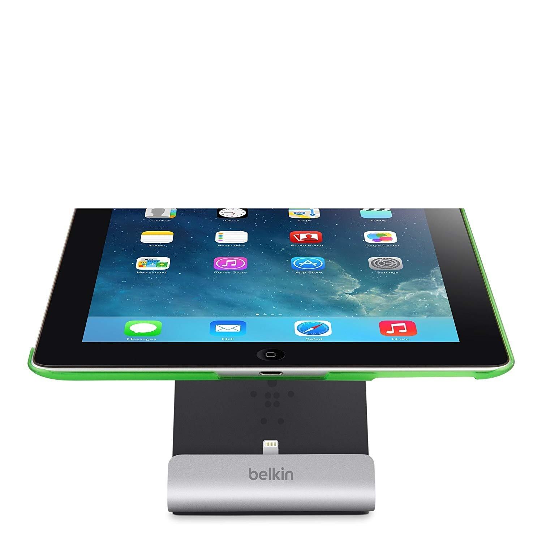 Док-станция Belkin Charge+Sync Dock iPad, iPhone и iPod (F8J088bt) фото 14