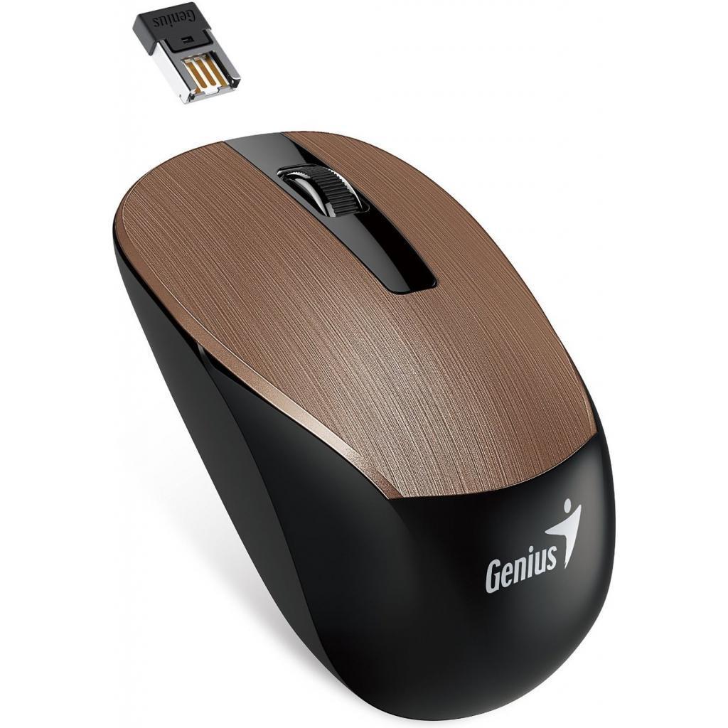 Миша Genius NX-7015 Brown (31030015403) фото