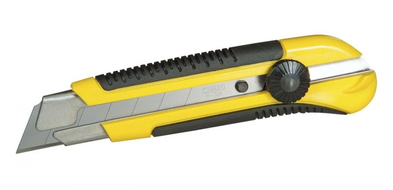 Нож строительный Stanley DynaGrip 180мм (0-10-425) фото