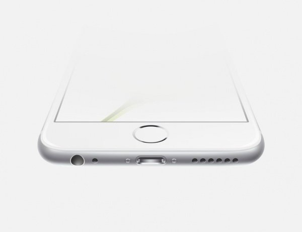 Смартфон Apple iPhone 6 16 GB CPO Silver фото 3