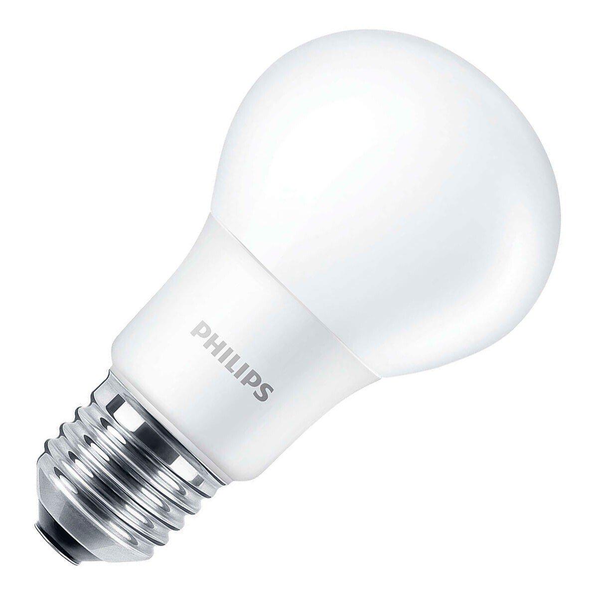 Лампа светодиодная Philips LEDBulb E27 6-50W 230V 3000K A60/PF (929001162007) фото 2