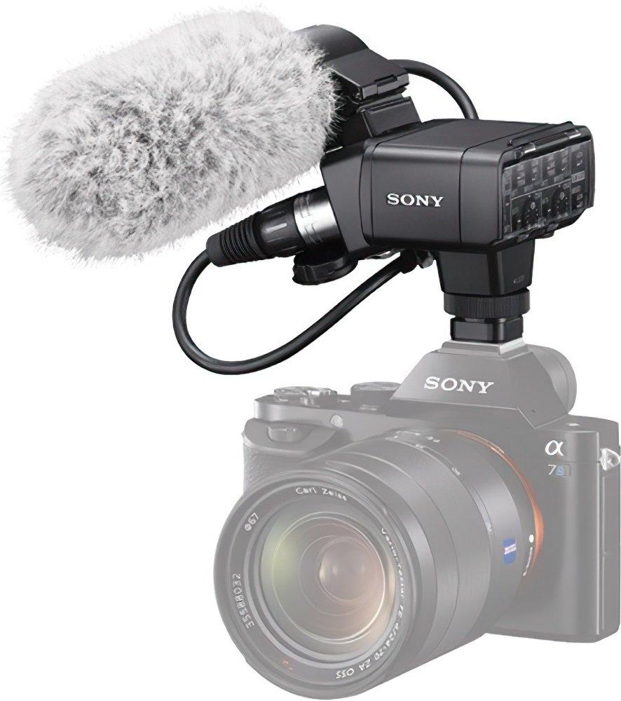 Адаптер Sony XLR-K2M + микрофон (XLRK2M.CE) фото 2