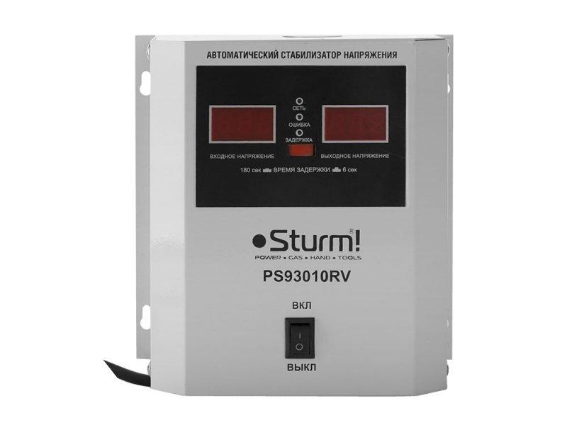 Стабілізатор напруги Sturm PS93010RVфото3