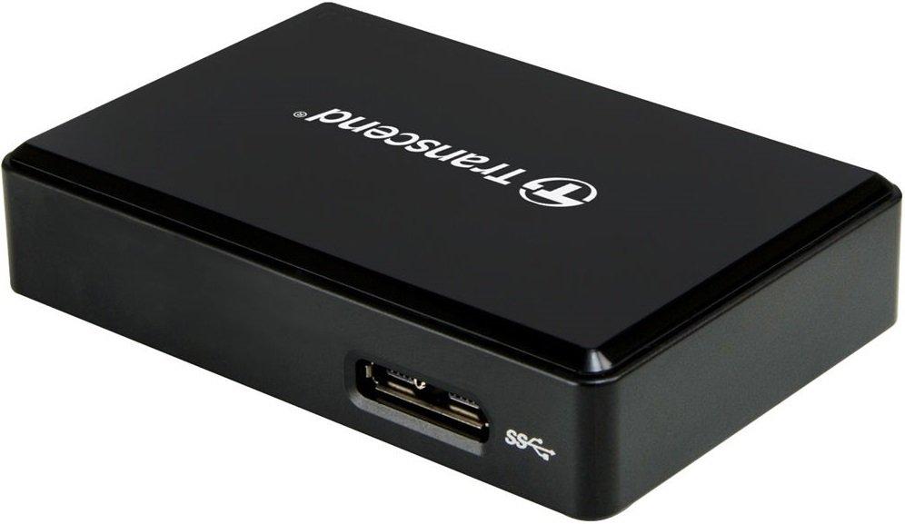 Кардрідер TRANSCEND USB 3.1 RDF9K UHS-II Black R260/W190MB/sфото3
