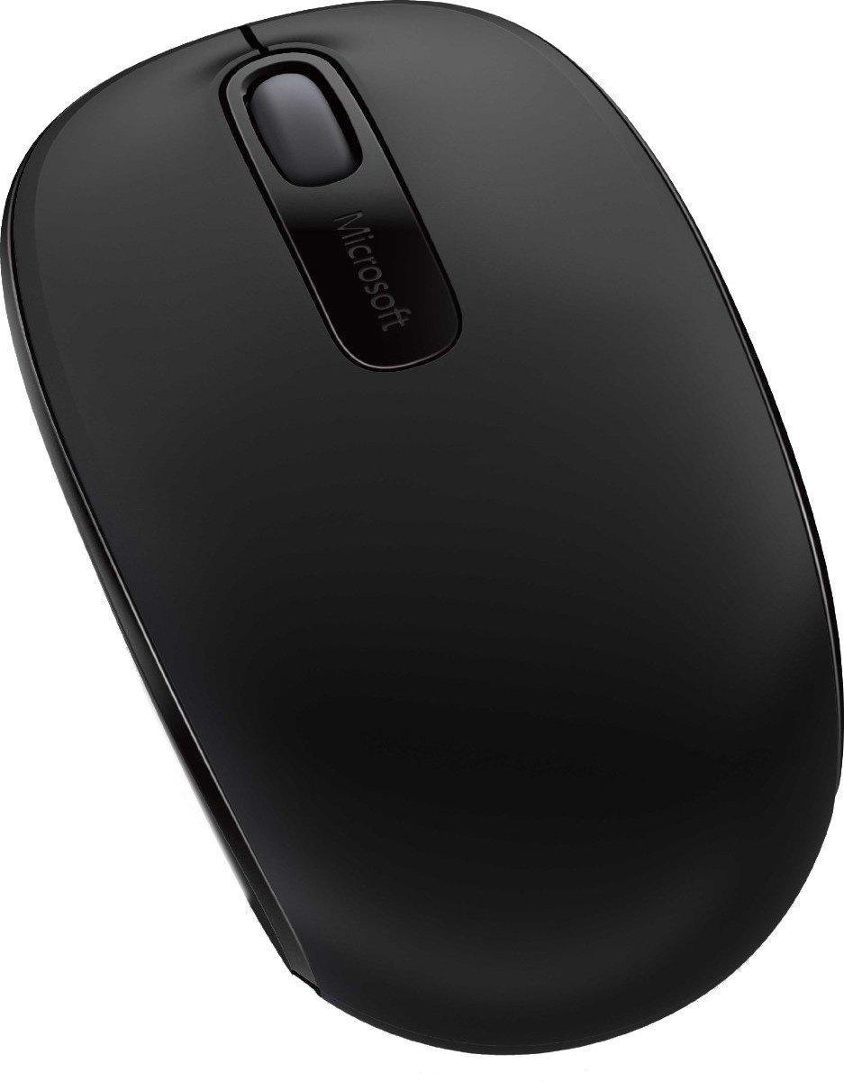 Миша Microsoft Mobile Mouse 1850 WL Black (U7Z-00004) фото