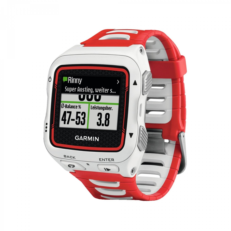 ≡ Смарт-годинник Garmin Forerunner 920XT White   Red – купити в ... e9decdf1229df