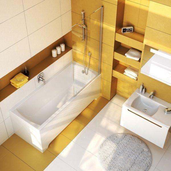 ванна фото: Ванна Ravak CLASSIC 120x70 (C861000000)