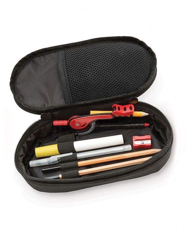 """Пенал""""LedLox Pencil Case"""", колір Orange (помаранчевий) (KZ24484155) фото"""