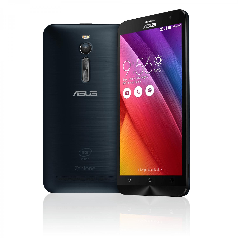 Смартфон Asus ZenFone 2 Intel (ZE551ML) DS Black фото 7