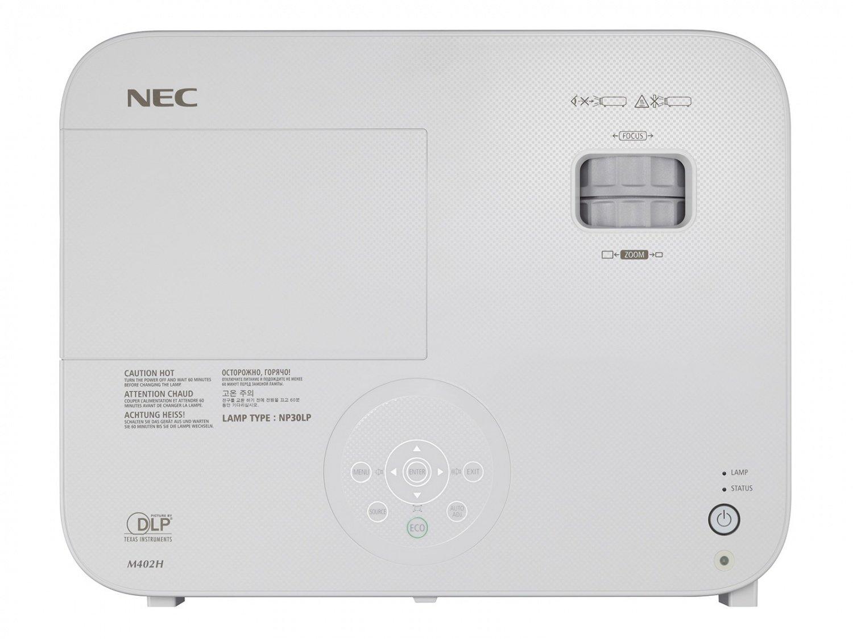 Проектор NEC M403H (DLP, Full HD, 4000 ANSI Lm) (60003977) фото