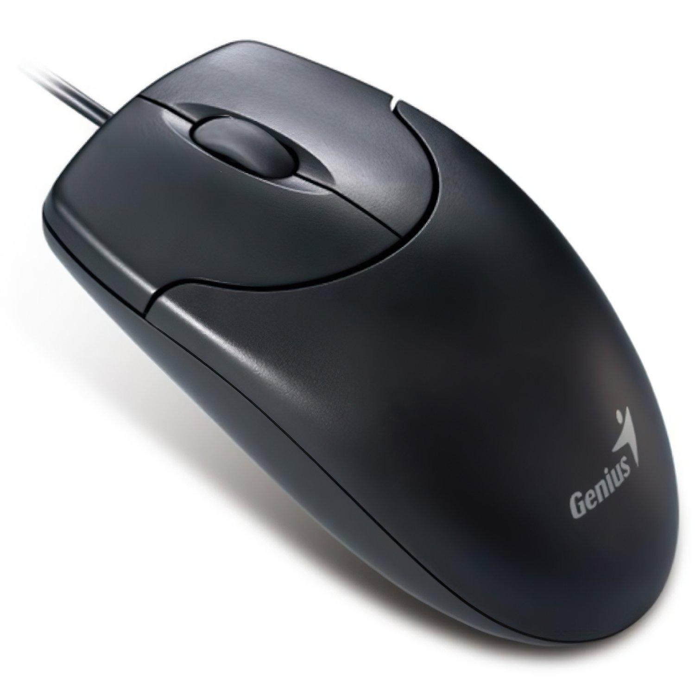 Миша Genius NS-120 USB Black (31010235100) фото