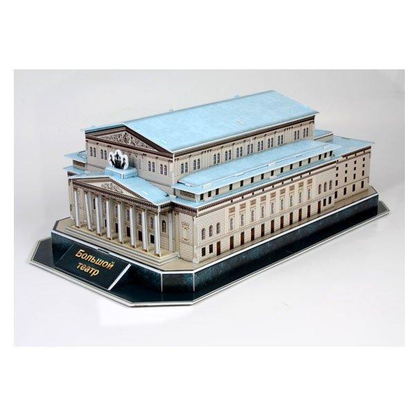 ed7bcb7604356d ≡ 3D-конструктор CubicFun Великий театр (C02149) – купити в Києві ...