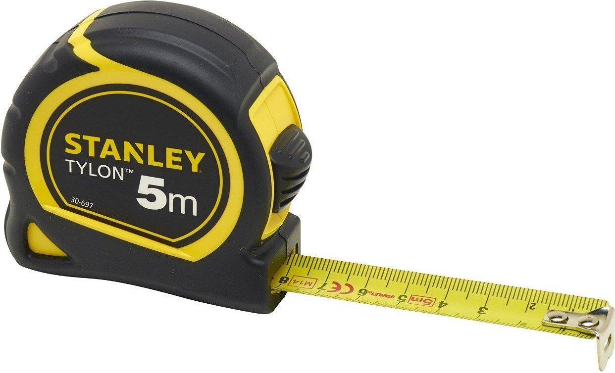 Рулетка измерительная Stanley Tylon 5м (0-30-697) фото 6