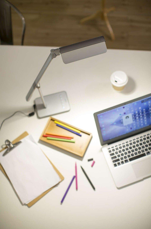 Светильник настольный Philips STORK LED 7W White фото